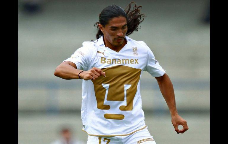 Palencia fue suspendido en el encuentro ante Santos Laguna. MEXSPORT   6142aca8985bb