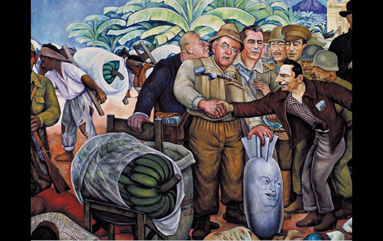 Museo Del Palacio Nacional Murales De Diego Rivera