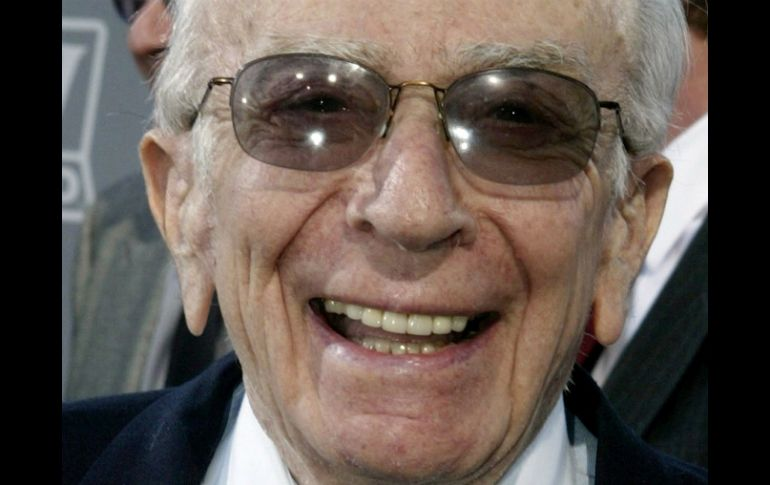 Sherwood Schwartz, falleció hoy de causas naturales. REUTERS  /