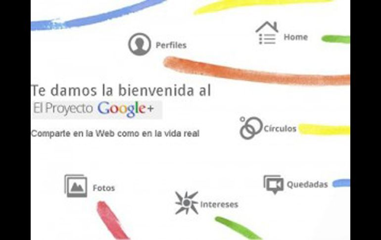 La red social de Google sigue recibiendo solicitudes. ESPECIAL  /