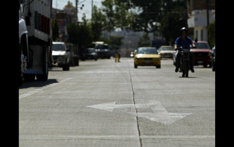 El Primer Tramo En Adrin Puga Comprende De La Calle Malecn A Mercedes Celis