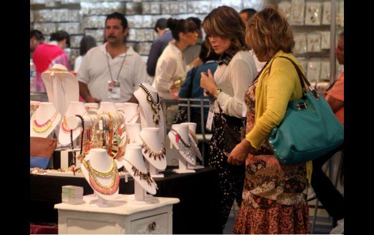 d7fd04967c38 En Expo Joya se espera la asistencia de 10 mil compradores. EL INFORMADOR