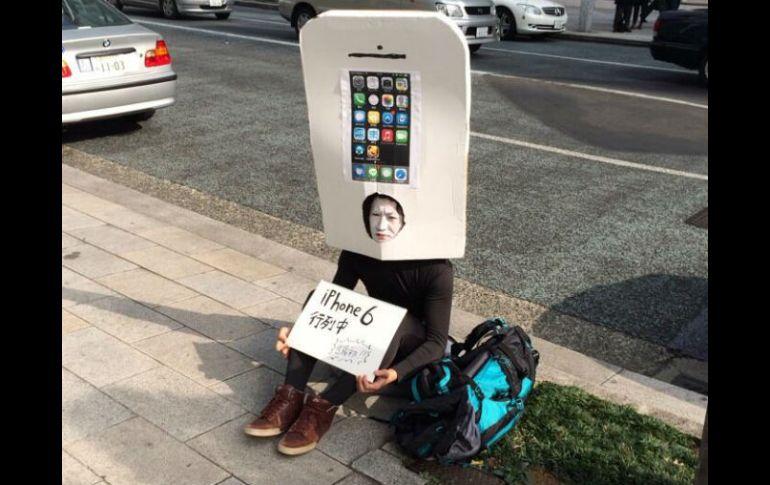 El iPhone 6 ya tiene su primer comprador