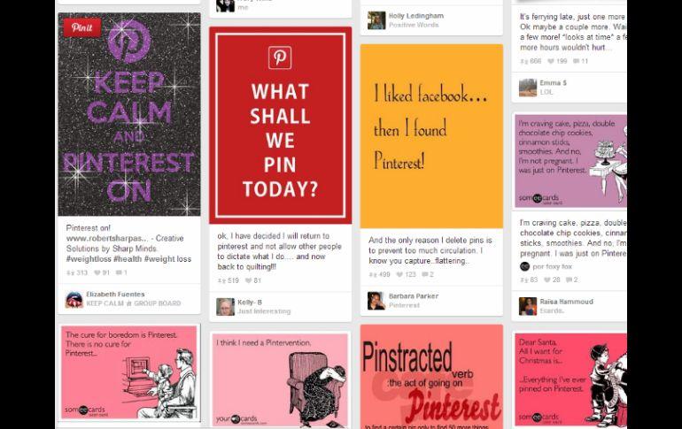 Pinterest entra a la publicidad web