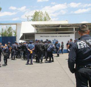 Módulos De Policía En Morelia Son Atacados El Informador