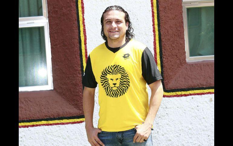 Hector Reynoso Leones Negros