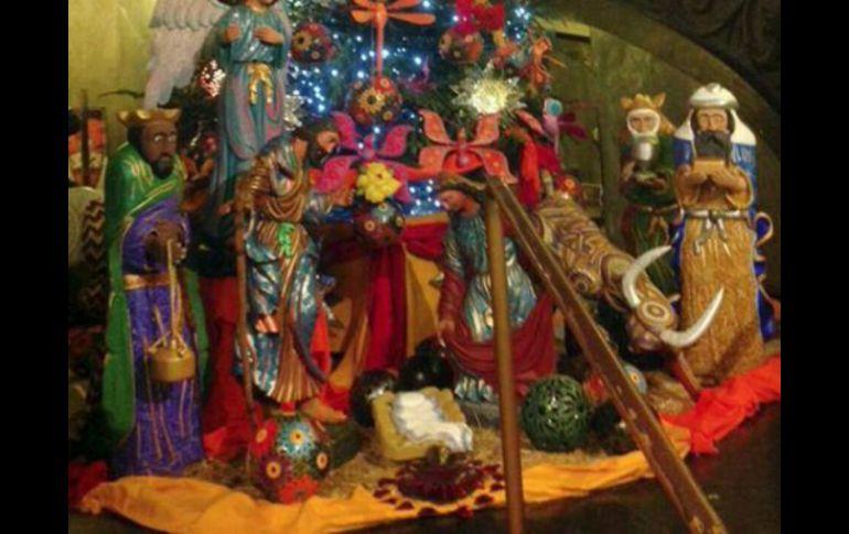El Papa Recibe Artesanías Navideñas Mexicanas El Informador