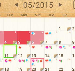 Aplicacion Calendario Menstrual.Apps Para Tu Ciclo Menstrual El Informador Noticias De