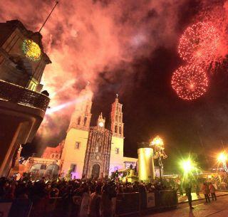 Parroquia De Dolores Hidalgo Es Edificio Religioso E ícono