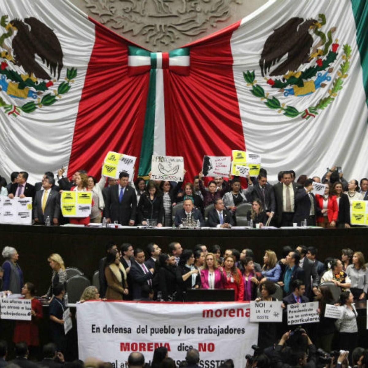 Diputados reanudan sesión por Pensionissste | El Informador ...