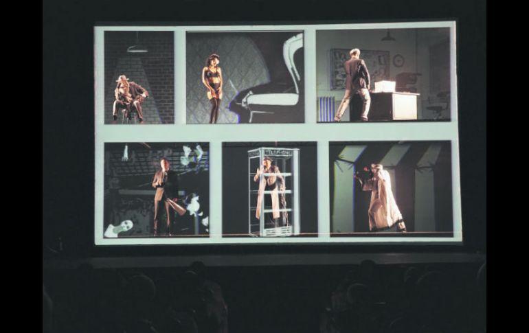La Dalia Negra\' crea la cuarta pared en el teatro | El Informador ...