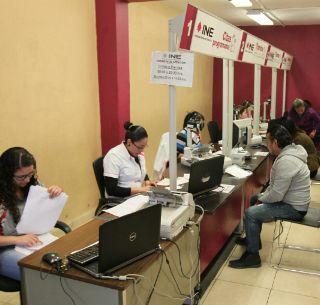 En 12 Minutos Ciudadanos Tramitan Su Credencial De Votar