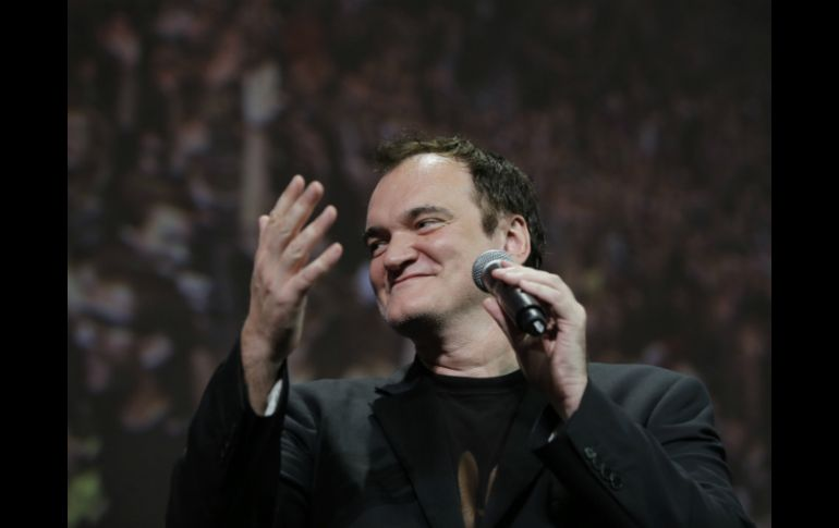 Tarantino es director, escritor, productor y actor y ha dirigido exitosas cintas como 'Kill Bill' y 'Pulp Fiction'. AP / ARCHIVO