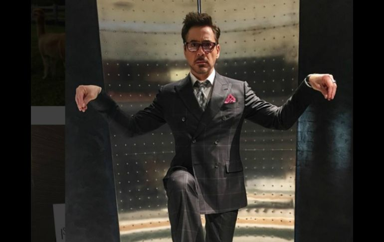Robert Downey Jr. es considerado el actor mejor pagado de Hollywood. INSTAGRAM / @RobertDowneyJr