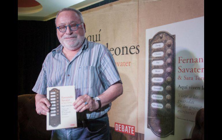 Fernando Savater dice adiós a las letras | El Informador