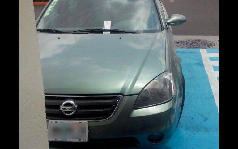 Zapopan multa a 763 por estacionarse en espacios exclusivos