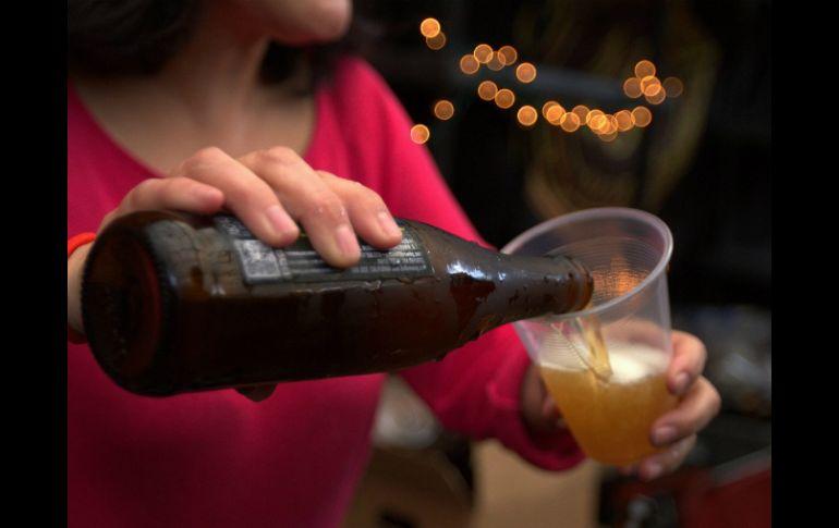 Consumo de alcohol altera sistema nervioso en menores | El