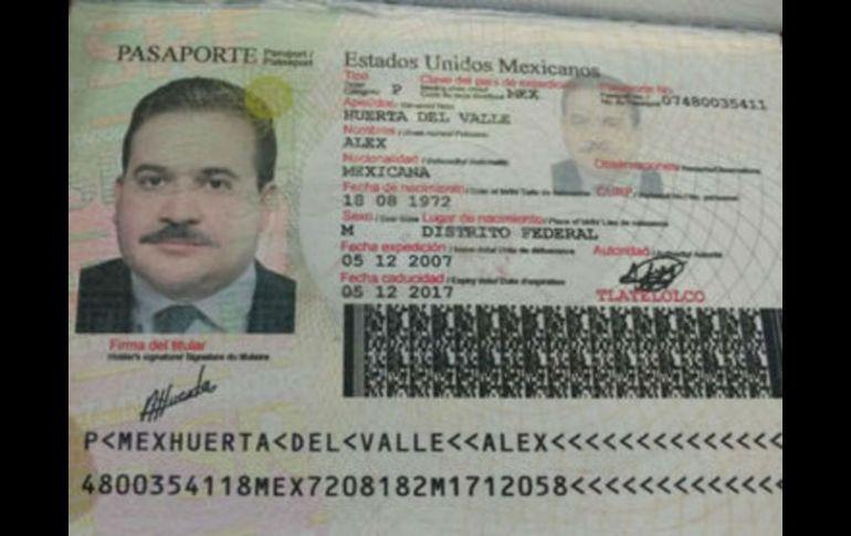 Se Deslinda Sre De Pasaportes Falsos De Javier Duarte El