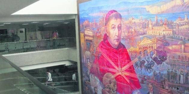 Un mural para la humanidad doliente el informador for El mural guadalajara jalisco