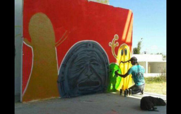Tlajomulco va por el mural m s grande del mundo el for El mural jalisco
