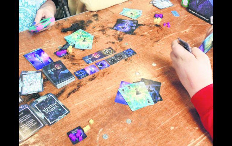 Juegos De Mesa Un Hobby Actual