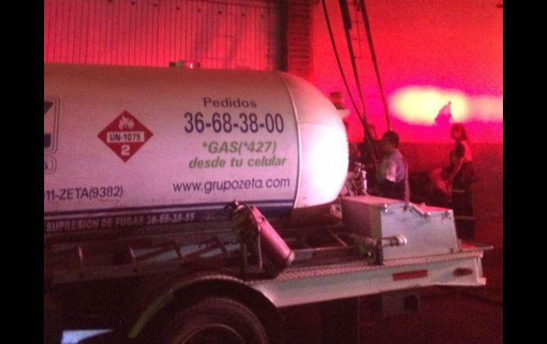Repartidor de gas muere tras recibir descarga eléctrica en ...