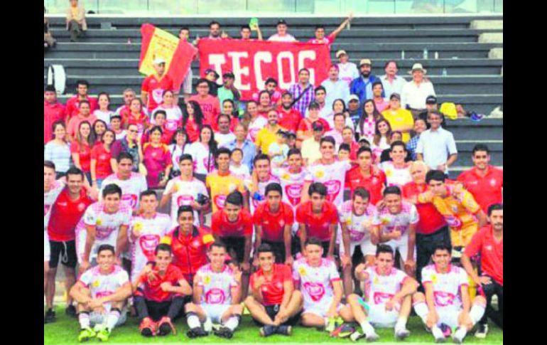 Tecos va por la corona de la Tercera División | El Informador ...