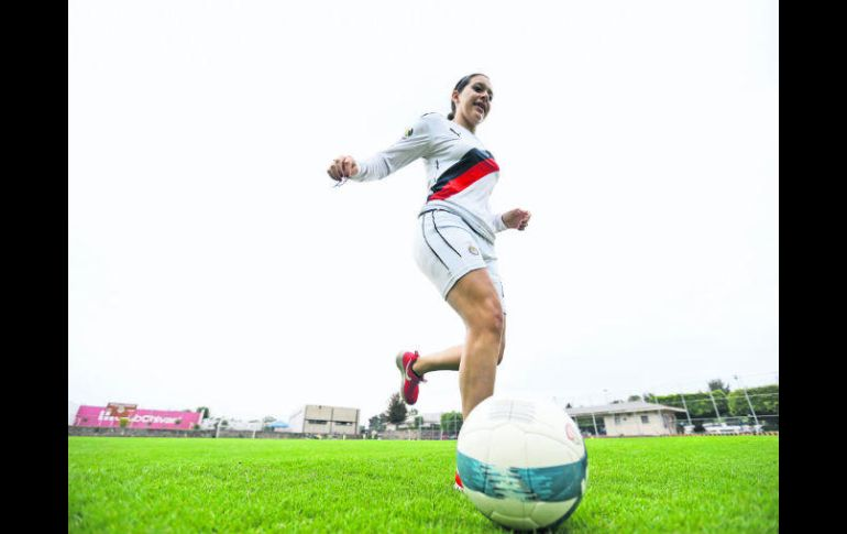 Norma Duarte Palafox encabeza la tropa rojiblanca que debuta en la Liga  Femenil. EL INFORMADOR 1fa0367c49d6e