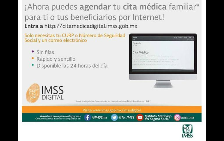 Citas medicas por internet iess