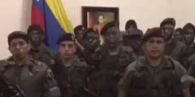 Grupo militar se subleva en el norte de venezuela el for Grupo el norte