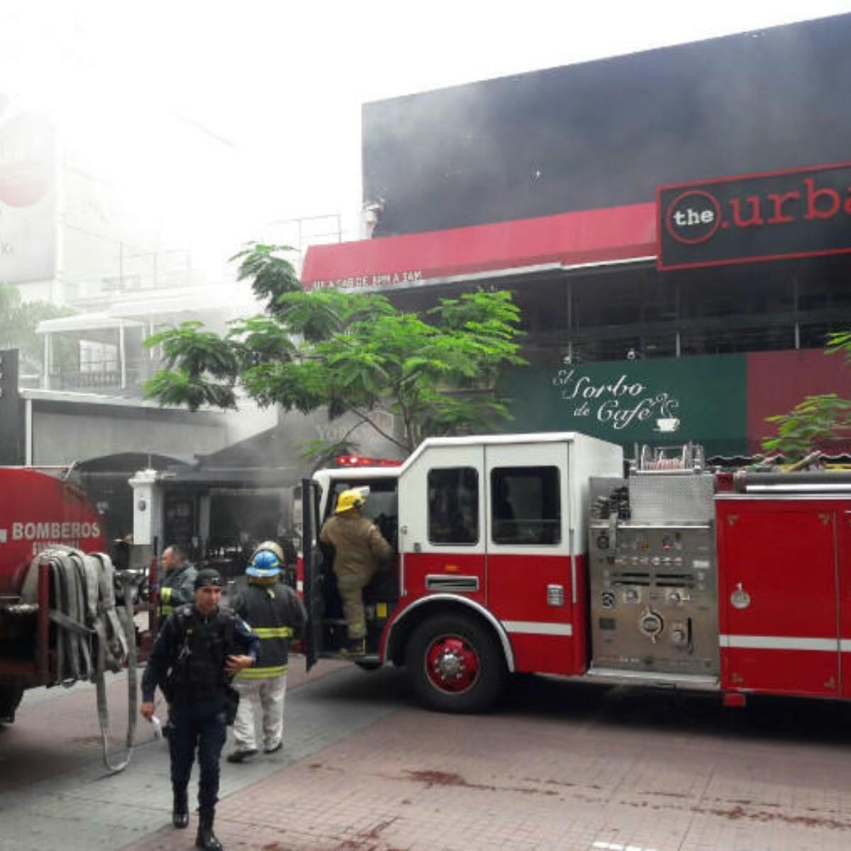 Protección Civil emite requerimientos a negocio incendiado en ...