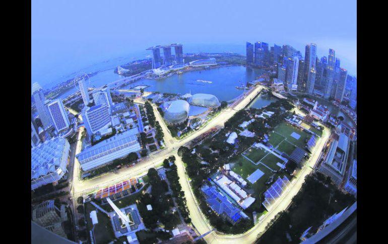 Circuito Callejero De Marina Bay : Regresar o confirmar el informador :: noticias de jalisco méxico