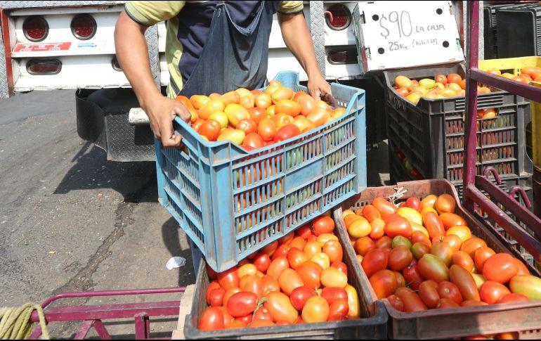 El año pasado, los productos del campo de Jalisco tuvieron un valor en las exportaciones de dos mil 358.5 millones de dólares.