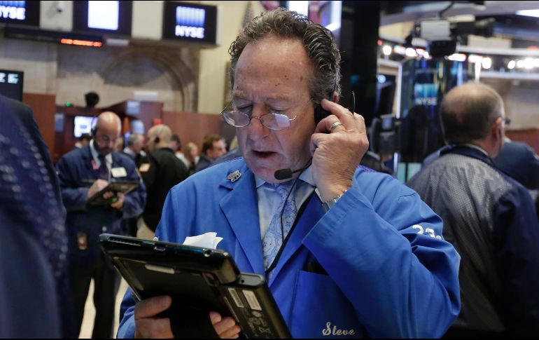 El Dow Jones de Industriales toca por primera vez los 23.000 puntos