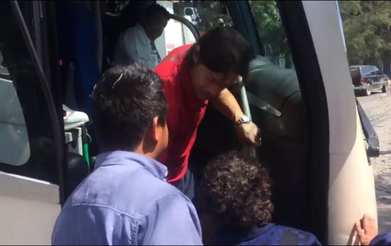 Jorge Vergara asegura que hay Matías Almeyda para rato