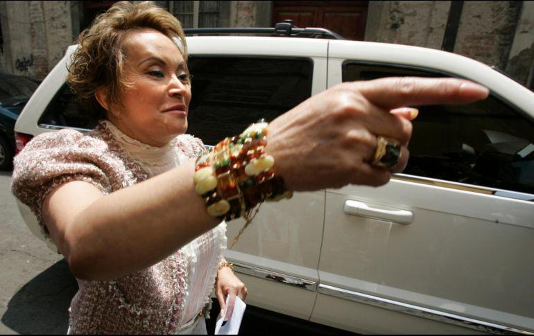 Dejan sin efecto formal prisión contra Elba Esther Gordillo