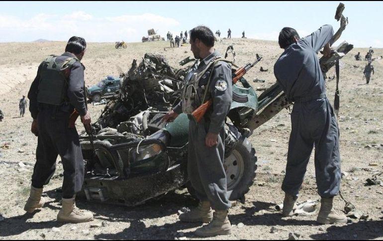 Dos ataques terroristas causan más de 50 muertos en mezquitas — Afganistán