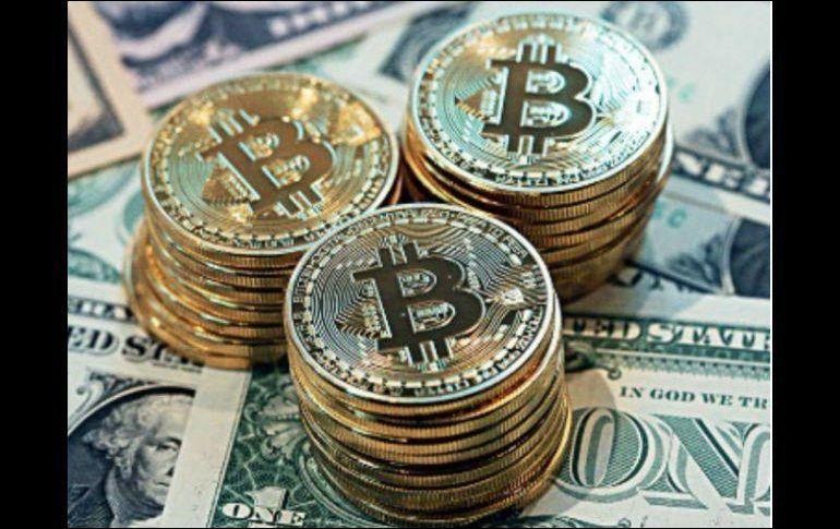 El bitcóin fue creado en 2008 por un ingeniero con el pseudónimo Satoshi Nakamoto. BLOMBERG/ ARCHIVO