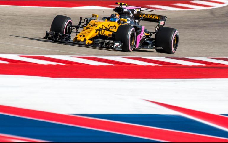 Force India ya está en México