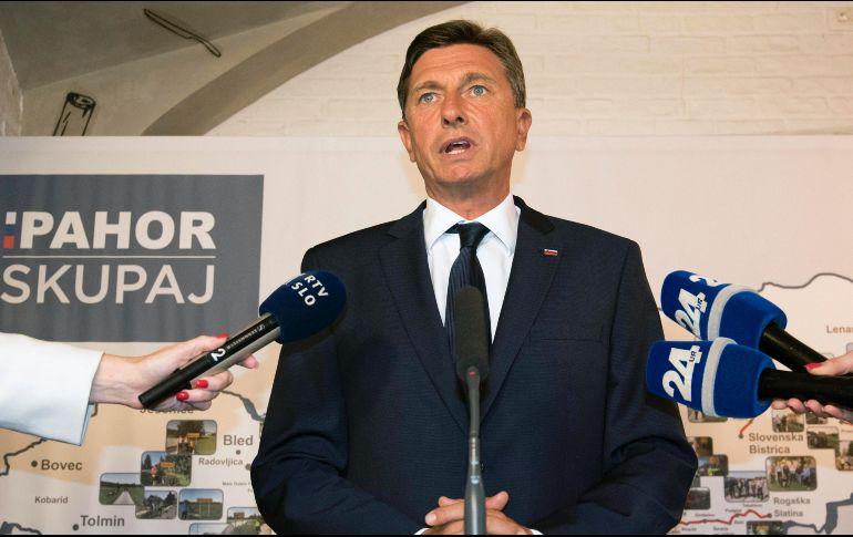 Se desarrollan en calma y sin obstáculos elecciones presidenciales en Eslovenia