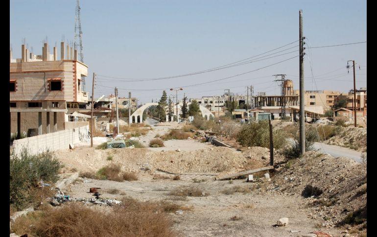 22 personas murieron en un bombardeo de aviones en Deir al Zur