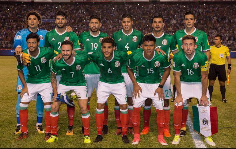La selección mexicana iniciará su actividad en 2018 en San Antonio