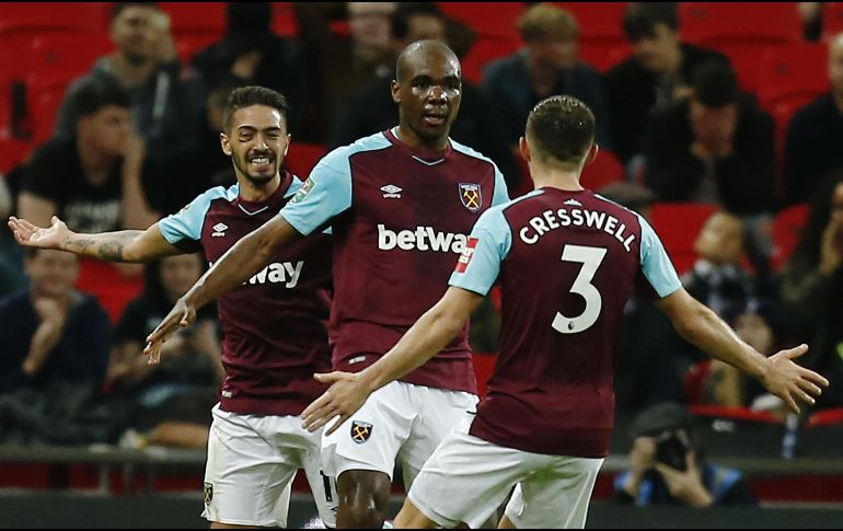 Remonta el West Ham sin Chicharito