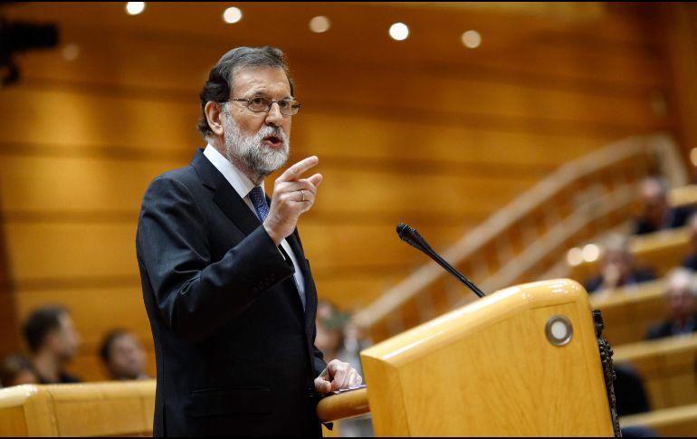 Senado español autoriza intervenir de forma inmediata — Independencia de Cataluña