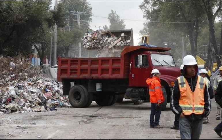 Reconstrucción se realiza con total transparencia Osorio Chong