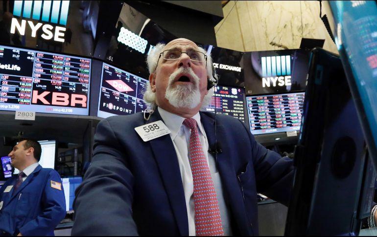 Wall Street cierra con nuevos récords
