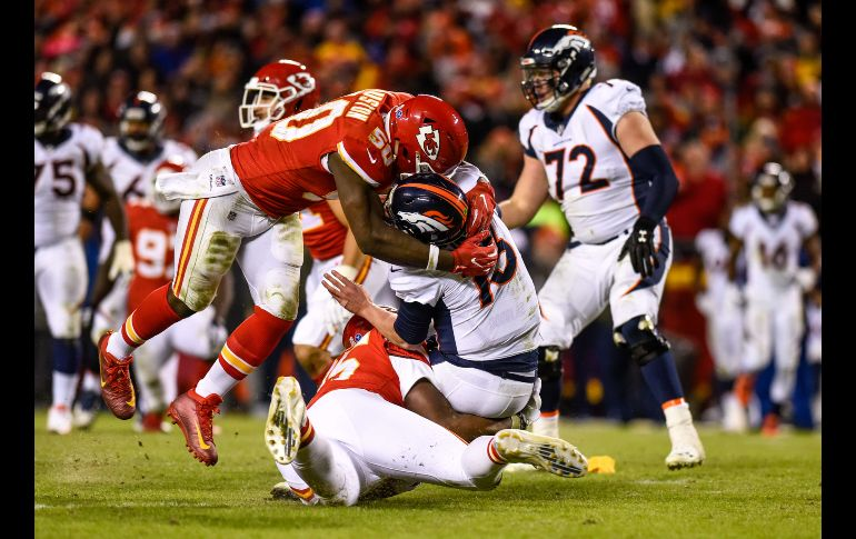 Victoria de Kansas City sobre Denver en el Monday Night