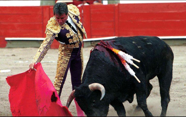 Muere a los 59 años el matador 'Armillita' Espinosa