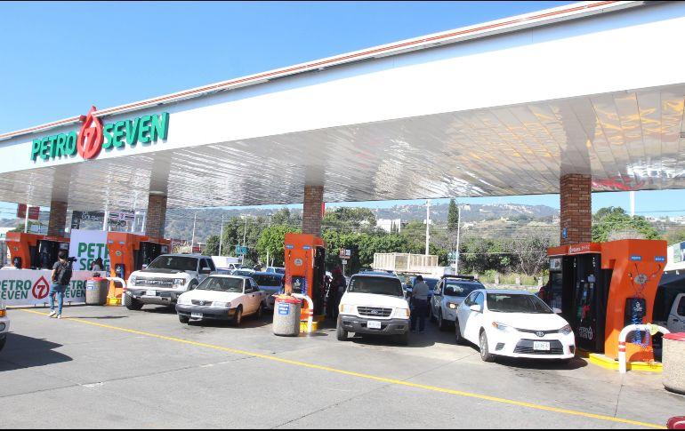 La empresa cuenta con mil 850 tiendas en el país, 170 de ellas en Jalisco y que hace 20 años comenzaron con la venta de combustible. EL INFORMADOR / G. Gallo