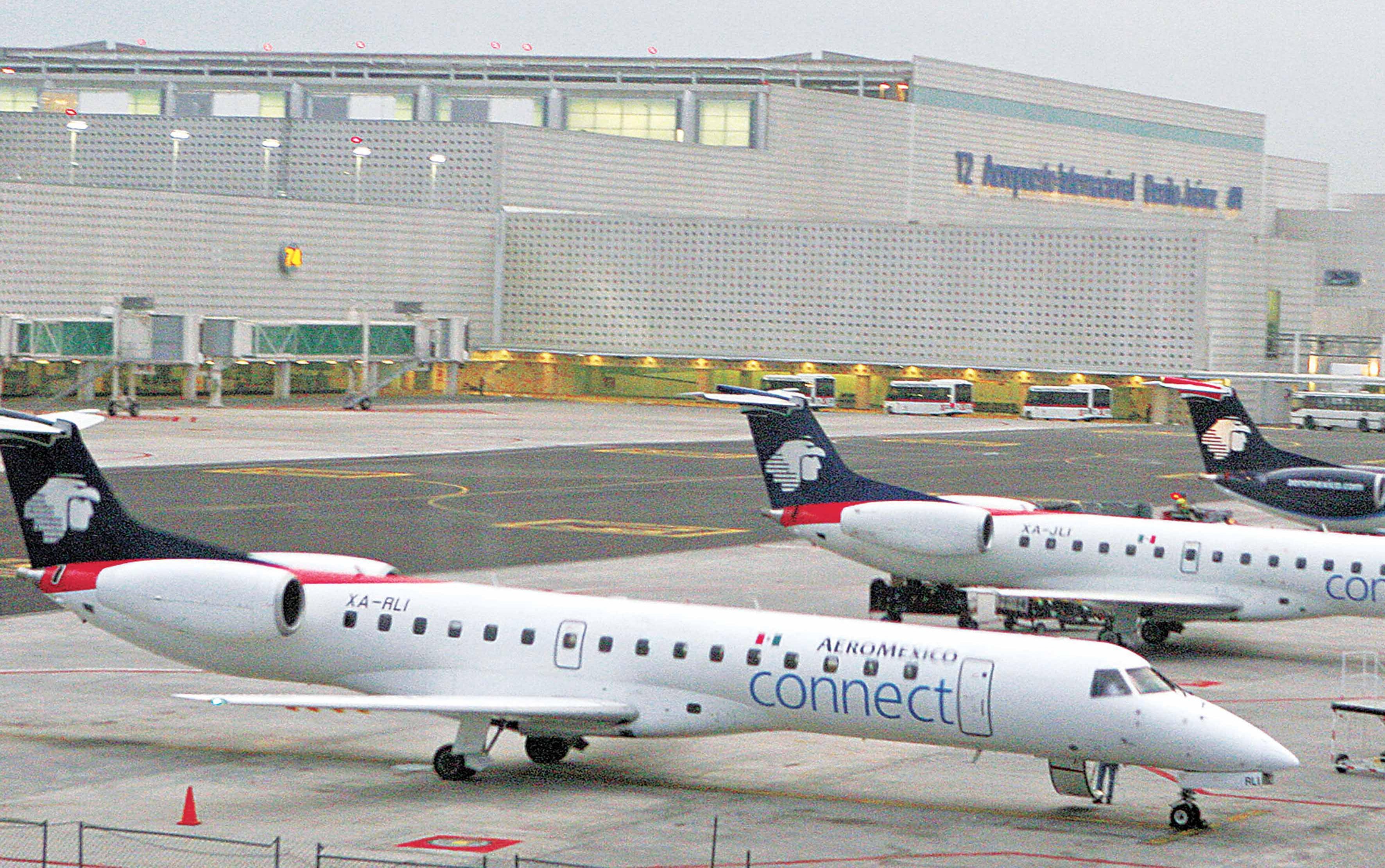 Resultado de imagen para slots Aeropuerto Ciudad Mexico aerolineas